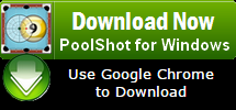Download PoolShot software for free