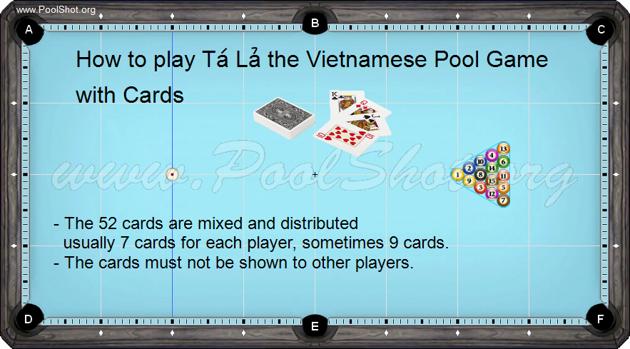 Poker Pool in Vietnam - 3