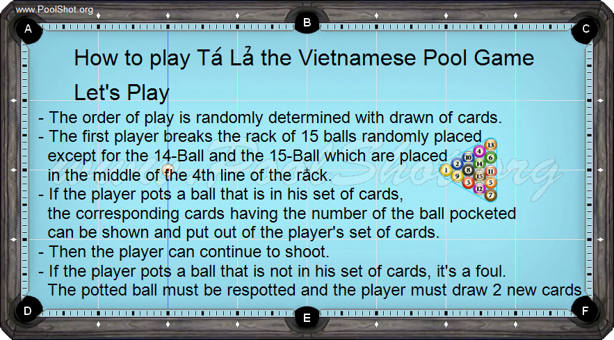 Poker Pool in Vietnam - 4