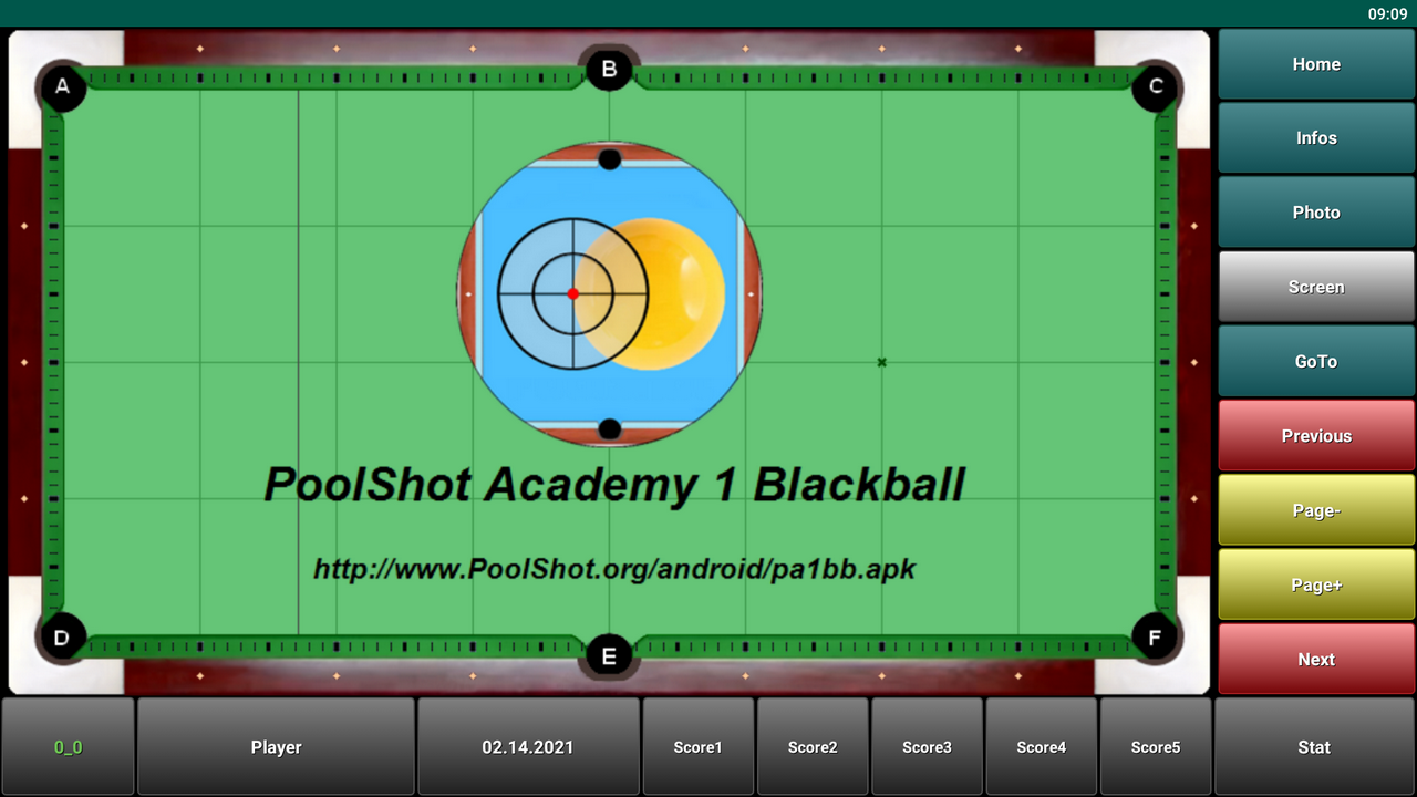 Download PoolShot Academy 1 Blackball Android App