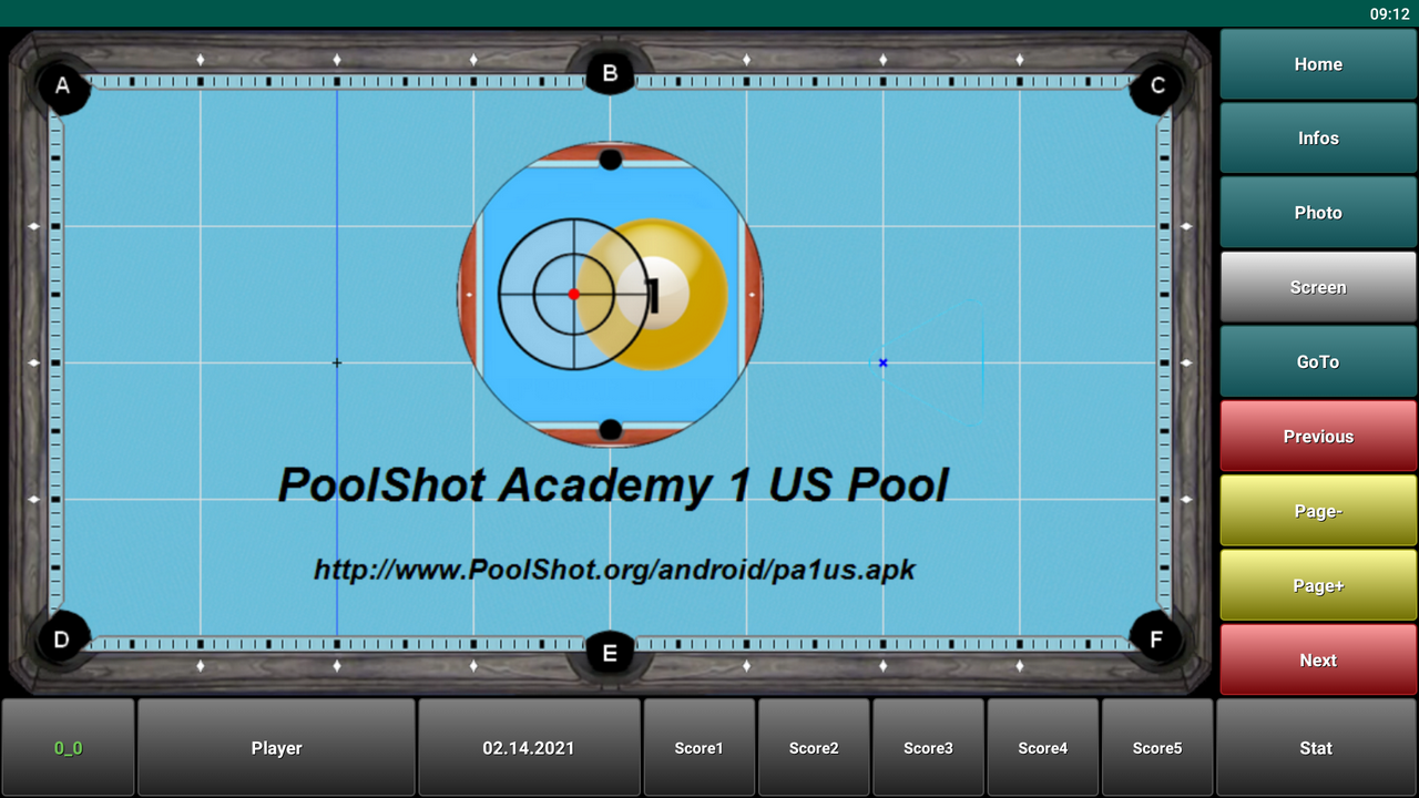 Download PoolShot Academy 1 US Pool Android App